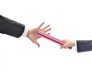 baton pass CEO succession planning