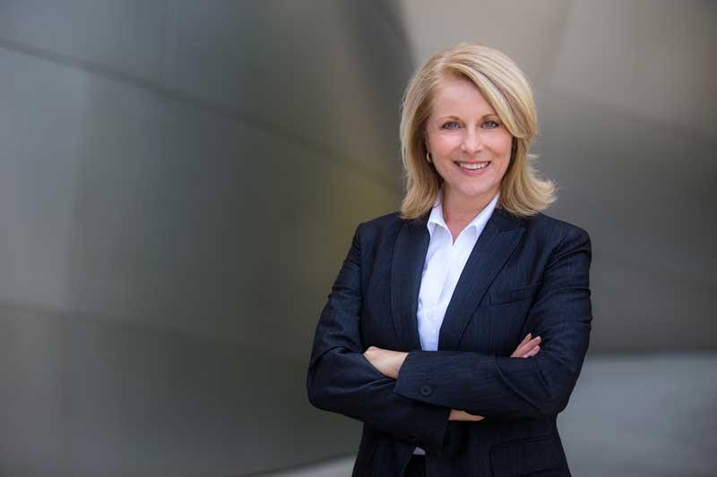 PGG Female CEO